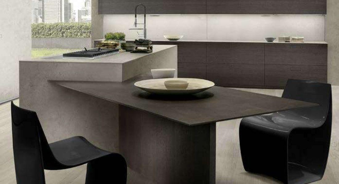 אלמנטיים עיצוביים מודרניים למטבח